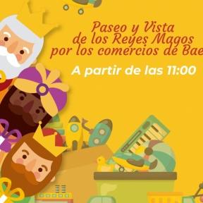 Ven a ver los Reyes Magos