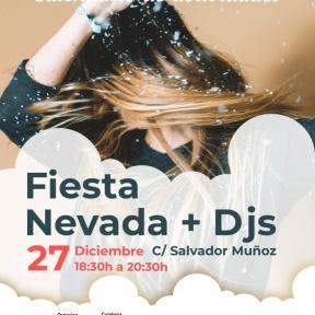 Día 27 diciembre: Gran Nevada y Fiesta DJ